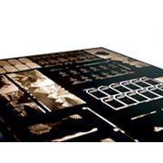 Формы печатные. Фотополимерные печатные формы(клише). фото