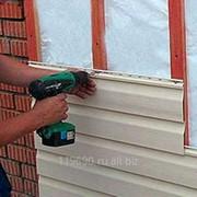 Внутренний угол к фасадной панели fineber 3м серый 10 шт в уп фото