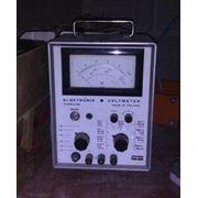 Лабораторный вольтметр фото