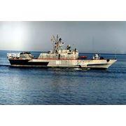 Малый противолодочный корабль на подводных крыльях Сокол для борьбы с подводными лодками в прибрежных районах морей и океанов оснащен автоматизированными комплексами управления главными двигателями дизель-генераторами судовыми системами фото