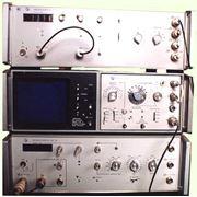 Анализатор спектра С4-60 фото