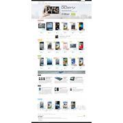 Интернет-магазин мобильных телефонов и планшетов