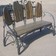 Скамейка 1 фото