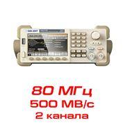 SDG5082 Генератор функциональный, 80 МГц фото