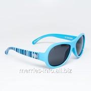 Солнцезащитные очки Babiators Polarized сверхзвуковые полоски Supersonic Stripes . 3-7+ . Арт. BA фото