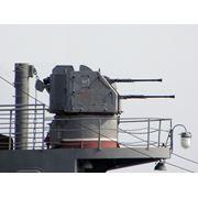 25-мм спаренное универсальное орудие 2М-3 фото