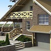 Дизайн экстерьеров зданий и сооружений фото