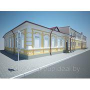 3d моделирование и визуализация зданий и сооружений фото