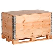 Паллеты ящичные деревянные фото