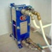Теплообменник пластинчатый разборный тпр 04 27 стоимость теплообменник trainter ag