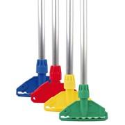 Швабра для мокрой уборки Plastic Kentucky Mop Clip фото