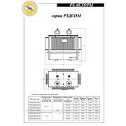 РЗДСОМ-760/10 Реактор дугогасящий фото