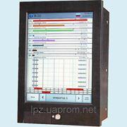 Электронный безбумажный видеографический регистратор технологических процессов R10 - станция сбора данных фото