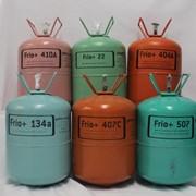 Фреон R134A, R404A, R407C, R410A, R507  фото