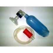 Аппарат в сборе с клапаном пациента и впускным клапаном к АДР-600 мешок типа АМБУ фото