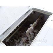 Аквачистка подушек из пера и пуха насыщенным водяным паром (с доставкой на дом!!!) фото
