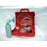 Аппарат для искусственной вентиляции легких c ручным приводом АДР-1200 фото