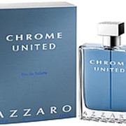 Azzaro Chrome United Туалетная вода для мужчин 50ml фото
