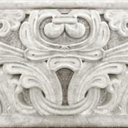 Керамогранит Latina Capitel Allegro Gris Декор 25х50 фото