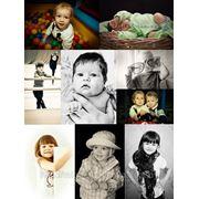 Фотосъемка детей, дней рождений, праздников, семейная фотосъемка фото
