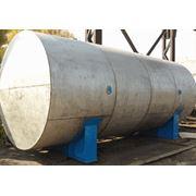 Емкости из нержавеющих сталей объем - 50 м.куб фото