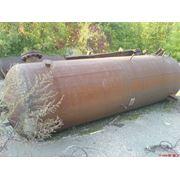 Ресивер стальной сварной Производственная тара Резервуары Цена Купить фото