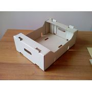 Ящики и коробки из картона гофрокартона фото