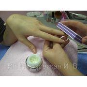 Запечатывание ногтей фото