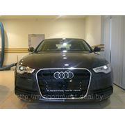 Ауди (Audi) А6 2012г. Аренда с водителем. Трансфер. Свадебный кортеж из 2 авто. фото