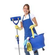 Уборка помещений. Уборка любых помещений любой сложности. Квалифицированный персонал, кратчайшие сроки. фото