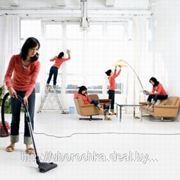 Комплексная уборка квартир и помещений.