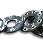 Изготовление металлических фланцев, d=40-225 мм фото