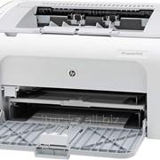 Принтер лазерный HP CE651A LaserJet P1102 фото