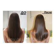 Ламинирование и каутеризация волос фото