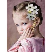 Создание детских причесок с косами фото