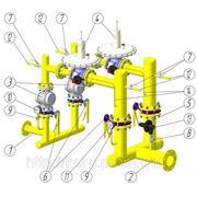 регуляторы давления в газорегуляторных пунктах