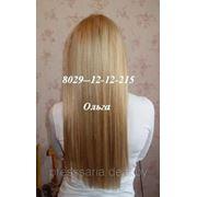 Наращивание волос от Пресссария фото