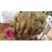 Плетение косичек фото