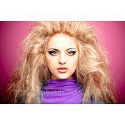 Наращивание волос. Горячее капсульное по итальянской технологии. 200 прядей фото