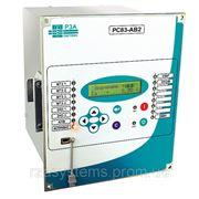 Микропроцессорное устройство защиты и автоматики РС83-АВ2 фото