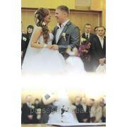 Наращивание волос для невест фото