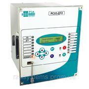 Микропроцессорное устройство защиты и автоматики РС83-ДТ2 фото