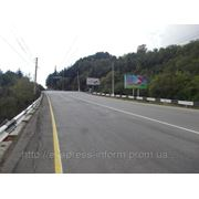 Бигборды трасса Симферополь - Ялта 60км 10м на Ялту фото