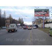Бигборды на Е. Телиги и др. улицах Киева фото