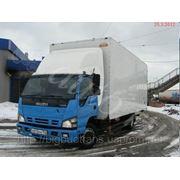 Услуги грузоперевозки фургоном 5 тонн фото