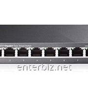 Коммутатор TP-LINK TL-SG108E DDP (8х1Gbit, easysmart), код 70347 фото