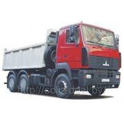 Автомобиль МАЗ-6501А5-320-001; МАЗ-6501А5-370-001 фото
