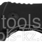 Нож Зубр Эксперт Спасатель складной, серрейтор. заточка, наконечник д/стекол,резак,200мм/лезвие 90мм Код:47707_z01 фото