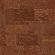 Настенная клеевая пробка Wicanders, Dekwall, Malta Chestnut (600 х 300 х 3 мм) упак. 1,98м2 фото