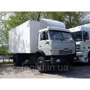 Перевозки по Черновцам, Черновицкой области изотермическими фургонами фото